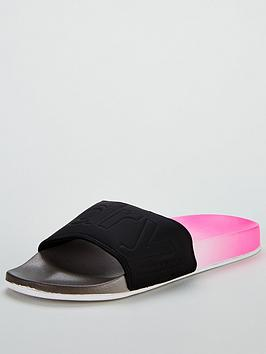 superdry-faded-beach-slider-pinkblack