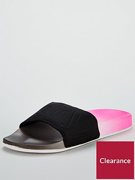 superdry-faded-beach-slider-pinkblack