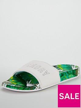 superdry-tropics-beach-slider-banana-leaf-print