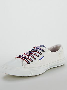 superdry-college-low-pro-sneaker-white-marl