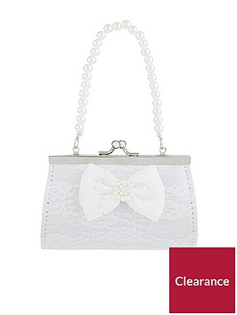 monsoon-lace-bow-pearl-mini-bag