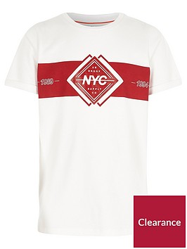 river-island-boys-white-lsquonyc-block-print-t-shirt