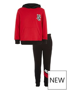 river-island-boys-red-and-navy-hooded-tracksuit