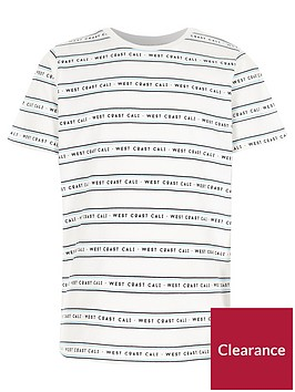 river-island-boys-white-039west-coast039-stripe-print-t-shirt