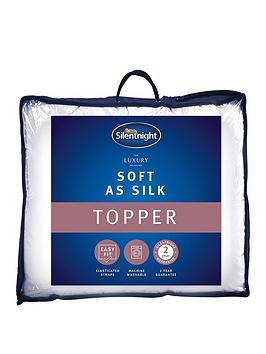silentnight-silentnight-luxury-soft-as-silk-mattress-topper-kb
