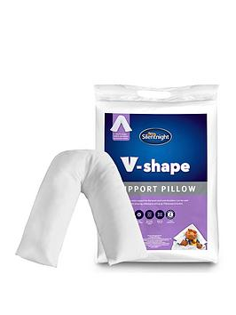 silentnight-v-shaped-support-pillow