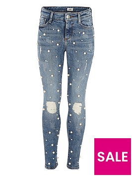 river-island-blue-amelie-pearl-embroidered-jeans