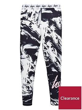 hype-girls-mono-print-leggings