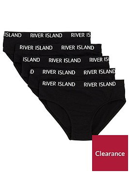 river-island-girls-black-briefs-multipack