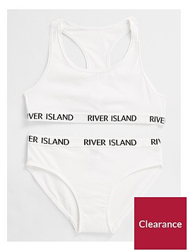 river-island-girls-white-branded-crop-top-amp-briefs