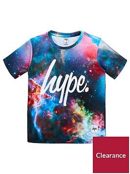 hype-boys-short-sleeved-nebula-print-t-shirt