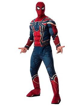 the-avengers-avengers-infinity-wars-deluxe-adult-spider-man