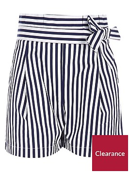 river-island-girls-paper-bag-stripe-short
