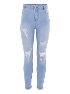 river-island-girls-blue-molly-ripped-high-waisted-jeggings