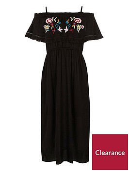 river-island-girls-black-embroidered-frill-maxi-dress