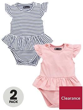 mini-v-by-very-baby-girls-set-of-2-frillnbspbodysuits-pink-marlstripes