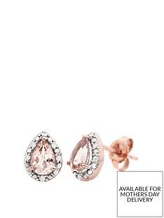 love-gem-9ct-rose-gold-morganite-and-diamond-earrings