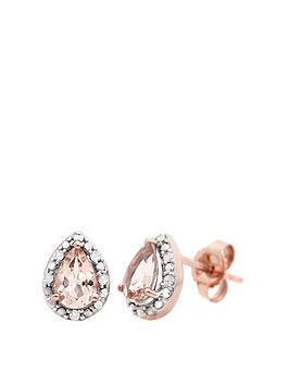 love-gem-9ct-rose-gold-morganite-and-diamond-earrings