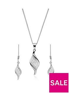 evoke-evoke-sterling-silver-rhodium-plated-swarovski-twist-drop-earrings-and-twist-pendant-set
