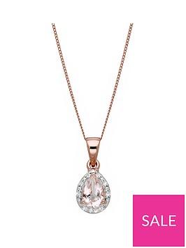 love-gem-9ct-rose-gold-morganite-and-diamond-pendant