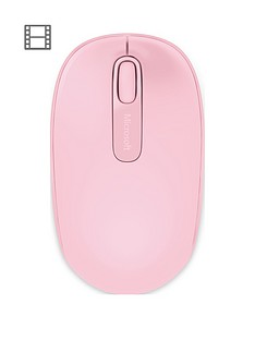 microsoft-wireless-mobile-mouse-1850-light-orchid