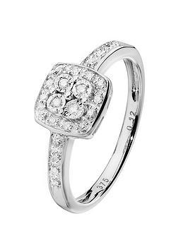 love-diamond-love-diamond-9ct-white-gold-12-point-diamond-illusion-set-cluster-square-ring
