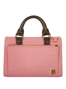 moshi-lula-ladies-lightweight-nano-handbag-for-ipad-mini-coral-pink