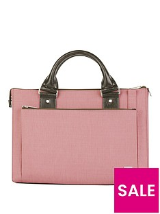moshi-urbana-mini-ladies-lightweight-handbag-for-ipad-amp-12quot-laptops-coral-pink