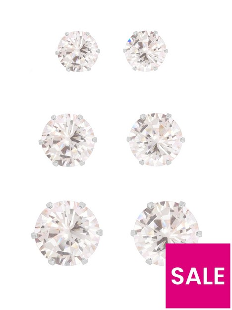 the-love-silver-collection-sterling-silver-set-of-3mm-4mm-and-5mm-cubic-zirconia-studs