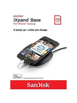 sandisk-ixpand-base-256gb-uk-plug