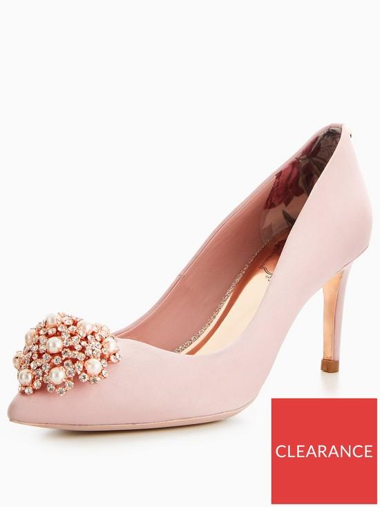 34464e6e077c Ted Baker Dahrlin Jewel Court Shoe