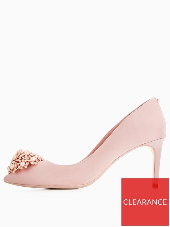5b5d74829055 ... Ted Baker Dahrlin Jewel Court Shoe. View larger