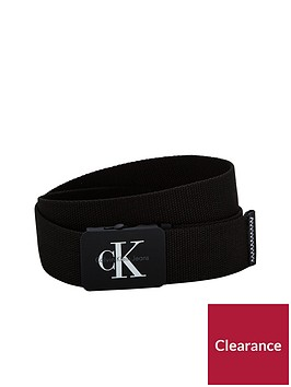 calvin-klein-re-issue-canvas-plaque-belt