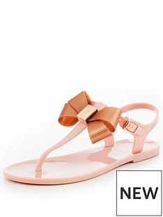 ted-baker-camaril-jelly-flat-sandal