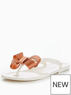 ted-baker-suszie-bow-jelly-flip-flop