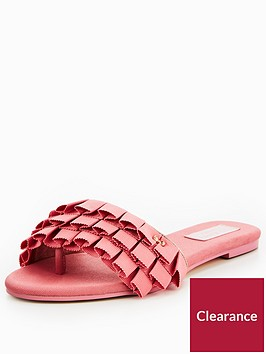 ted-baker-towdi-ruffle-flat-slider-sandal-pink