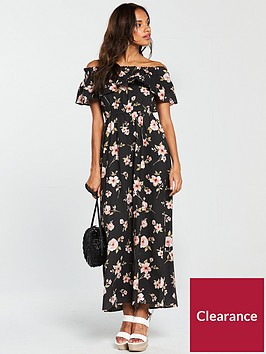 v-by-very-cotton-maxi-dress-floral-print