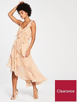 v-by-very-frill-dobby-maxi-dress