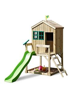 tp-forest-cottage-wooden-playhouse-amp-slide