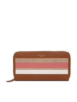 radley-large-ziparound-matinee-purse-tan
