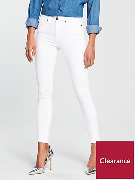 noisy-may-lucy-skinny-jeans-white