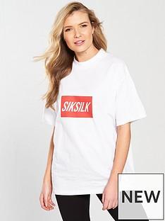sik-silk-siksilk-box-print-retro-tee