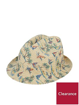 monsoon-herbie-print-trilby-hat