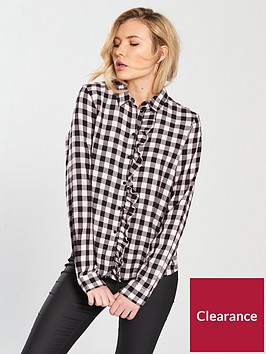 noisy-may-noisy-may-erika-long-sleeve-front-frill-shirt