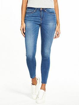 Noisy May Lucy Jeans Medium Blue Denim