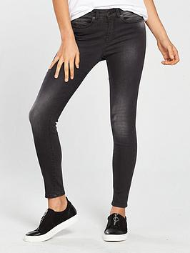 Noisy May Lucy Jeans Black