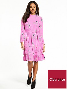 vero-moda-elena-long-sleeve-tiered-printed-tea-dress-mauve