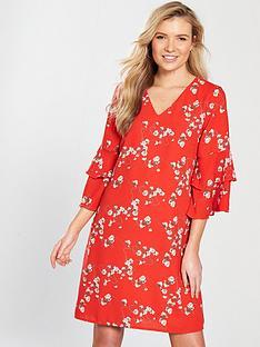vero-moda-vero-moda-lala-floral-printed-shift-dress
