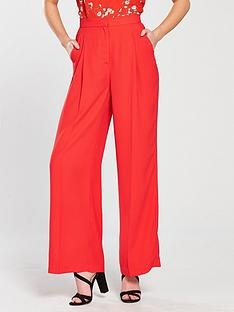 vero-moda-lanjuli-high-waisted-wide-pants-poppy-red