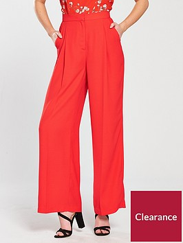 vero-moda-lanjuli-high-waisted-wide-pants-poppy-red